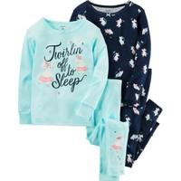 Carter's Kız Çocuk 4'Lü Pijama 371G230