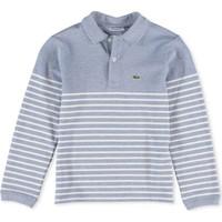Lacoste Polo Yaka Sweatshirt Pj8914.My9