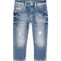 Mavi Erkek Çocuk Tom Derin Mavi Amerika Jean Pantolon