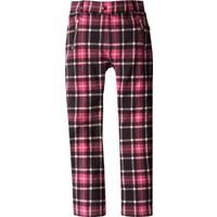 Bpc Bonprix Collection Kız Çocuk Siyah Süs Cepli Streç Pantolon Bootcut