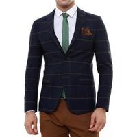 Wss Wessi Acun Yaka Mendilli Çift Yırtmaç Takım Elbise