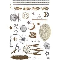 Modamarka-Shop Flash Tattoos® Ys 33