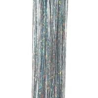 Modamarka-Shop Hair Tinsel Silver Tel Tel
