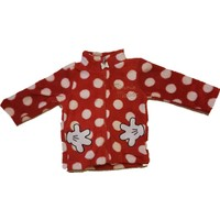 Vitrin Bebe Minnie Mouse Polar Ceket