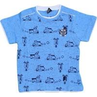 Kumru 2595 Tshirt Mavi