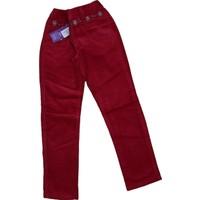 Tommito 2776 Kız Kadife Pantolon Kırmızı