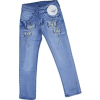 Özaytaç Ö-2502 Kız Likralı Kot Pantolon