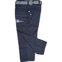 Özaytaç Ö-706 Kuşgözü Çocuk Pantolon Füme