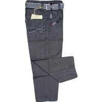 Özaytaç Ö-706-1 Kuşgözü Çocuk Pantolon Füme