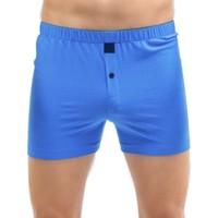 TheDON Mavi Jersey Penye Örme Boxer