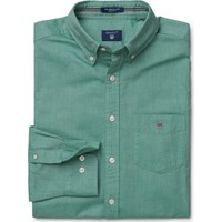 Gant Yeşil Erkek Oxford Gömlek 371000.373