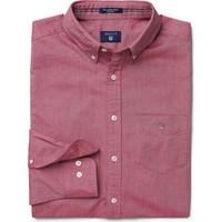 Gant Kırmızı Erkek Oxford Gömlek 371000.617