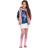 Penti Kız Çocuk Baykuş Külotlu Çorap
