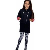Penti Kız Çocuk Teddy Külotlu Çorap