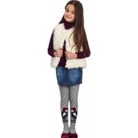 Penti Kız Çocuk Penguin Külotlu Çorap