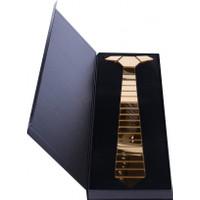 La Pescara Gold Pleksi Kravat Plk3600