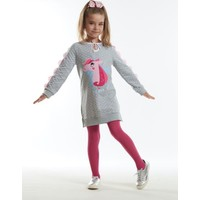 Mushi Kız Çocuk Happy Bony Elbise