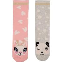 DeFacto 2'li Soket Çorap