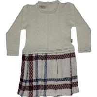 Lilax Triko Kız Çocuk Jile Elbise
