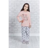 Rolypoly İnterlok Kız Çocuk Pijama Takımı RP1156
