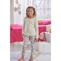 Zeyzey Kız Çocuk Pantolon Takım 7576