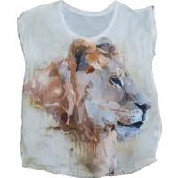 Enfes Şeyler Kadın Bluz - Lion