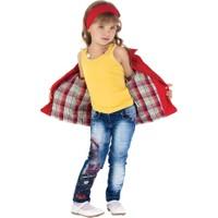 Puledro Kids Kız Çocuk Pantolon G-4133