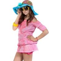 Puledro Kids Kız Çocuk Gömlek GY-7156
