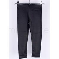 Losan Kız Çocuk Siyah Deri Tayt Pantolon