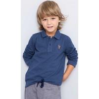 U.S. Polo Assn. Erkek Çocuk Yetko Sweatshirt Lacivert