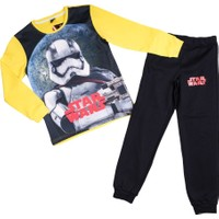 Star Wars SW9659 Çocuk Pijama Takımı