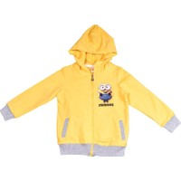 Minions MS10026 Çocuk Kapüşonlu Sweatshirt