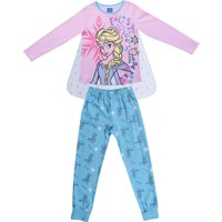 Frozen FZ12395 Çocuk Pelerinli Pijama Takımı