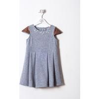 Goose Kız Çocuk Şık Eşofman Elbise