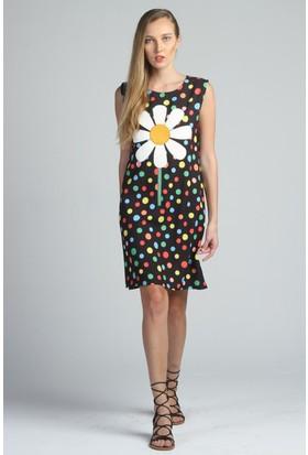 Yukimay Newyork Papatya Elbise