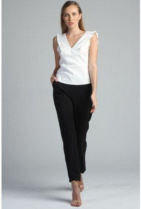 Yukimay Newyork Siyah Pantolon