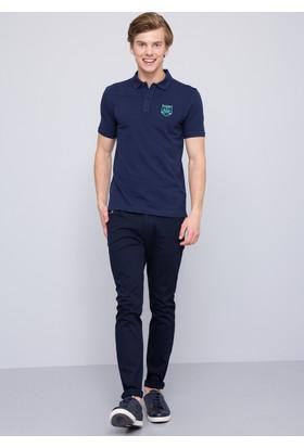 U.S. Polo Assn. Erkek Chelsea T-Shirt Lacivert