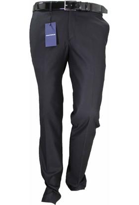 Arcedo Erkek Pantolon Siyah Slim Fit 83119