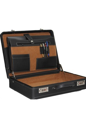 Yeni Model Sert Kırılmaz James Bond Model Evrak Laptop Para Çantası
