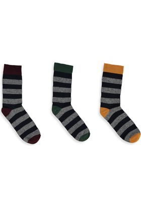 LC Waikiki Erkek Çorap 3'Lü