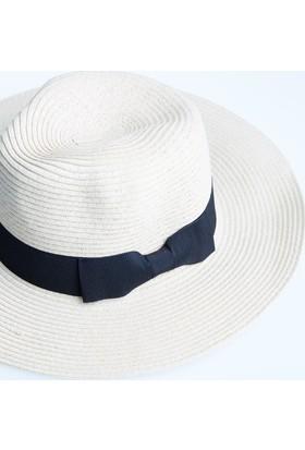 FullaModa Hasır Şapka 17YEREN0016