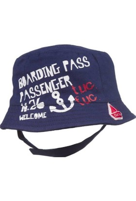 Tuc Tuc Şapka All Aboard Lacivert