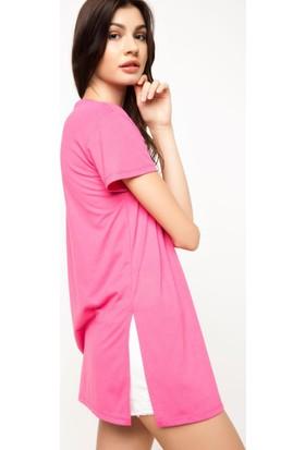 DeFacto Kadın Bluz Fuşya