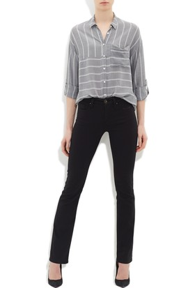 Mavi Kadın Mona Siyah Gold Jean Pantolon