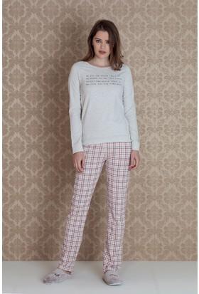 Hays Stellina Family Kadın 2'li Pijama Takımı