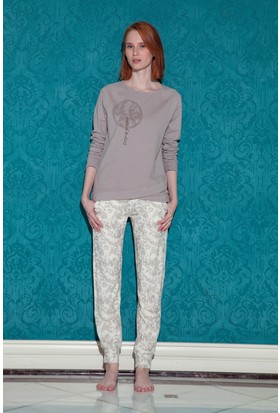 Hays Bloom Kadın 2'li Pijama Takımı