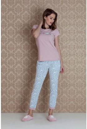 Hays Norda Kadın Midi Pijama Takım