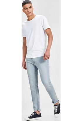 Jack Jones Erkek Kot Pantolon Tim 12115776 Orıgınal Jeans