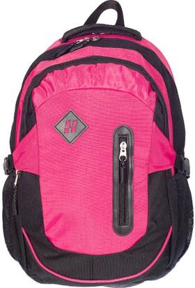Hi-Bag Sırt Çantası HCSRT220 Pembe