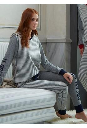 Feyza 3147 Kadın Pijama Takımı